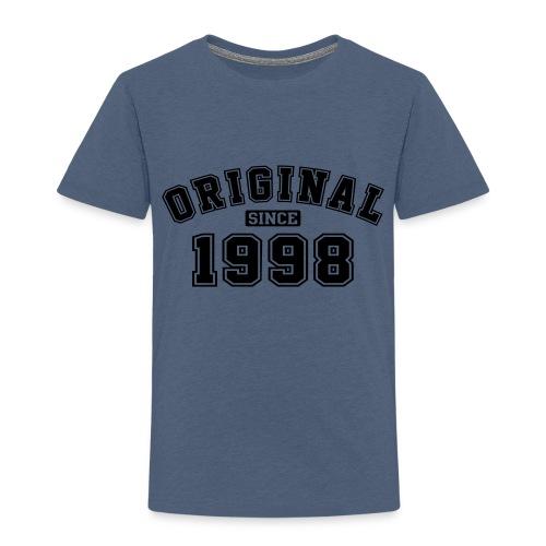 Original Since 1998 College Style - Kinder Premium T-Shirt