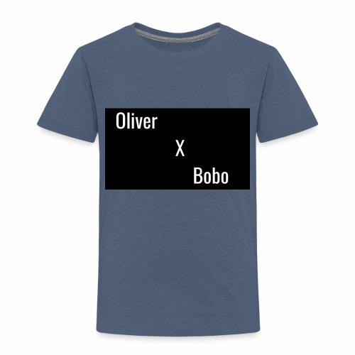 Oliver X Bobo - Premium-T-shirt barn