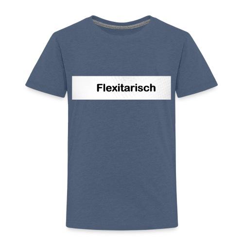 Flexitarisch - Kinder Premium T-Shirt