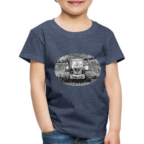 Ackerschlepper - Kinder Premium T-Shirt