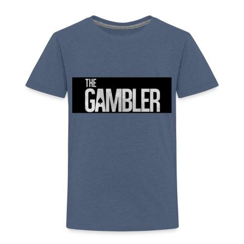 De gokker - Kinderen Premium T-shirt
