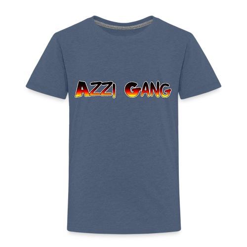 OFFICIAL AZZI GANG CLOTHING - Kids' Premium T-Shirt