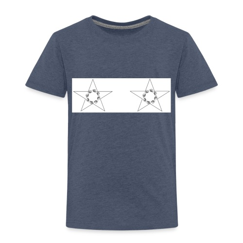 double stars - T-shirt Premium Enfant
