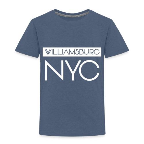 williamsburg - Kids' Premium T-Shirt