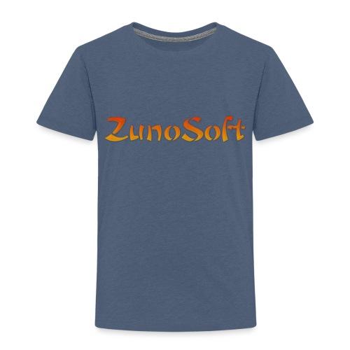 ZunoSoft Logo - Kids' Premium T-Shirt
