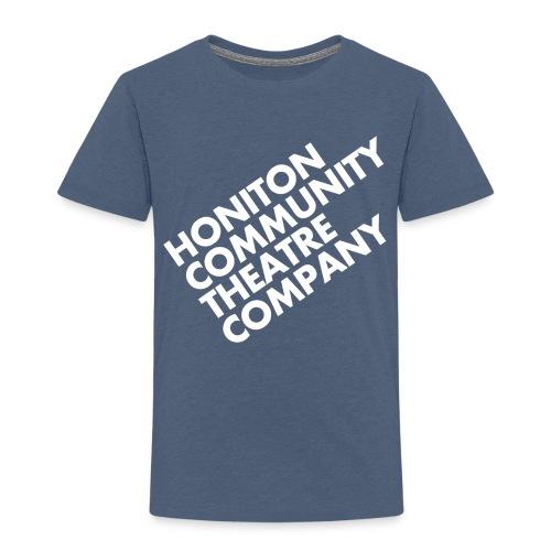 HCTC Logo png - Kids' Premium T-Shirt