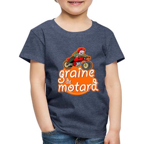 graine de motard - T-shirt Premium Enfant