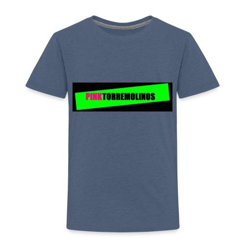 pinklogo - Kinderen Premium T-shirt