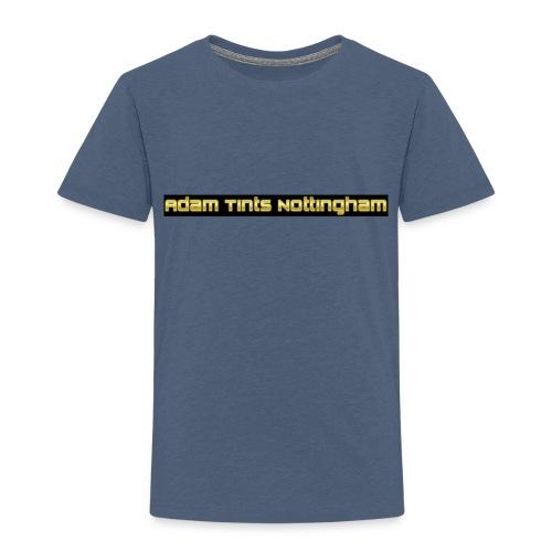 Adam Tints Nottingham - Kids' Premium T-Shirt