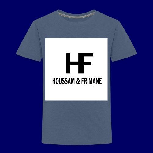 H&F - Maglietta Premium per bambini