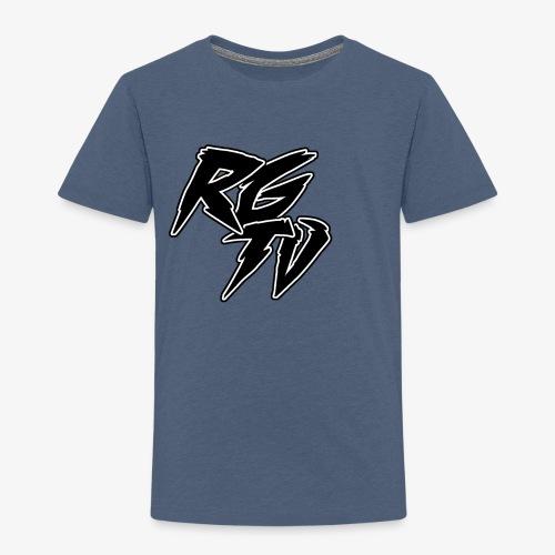 RGTV LOGO - Kids' Premium T-Shirt