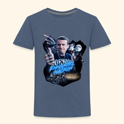 MACRONY - T-shirt Premium Enfant