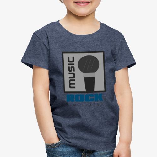 MUSIC 004A - Camiseta premium niño