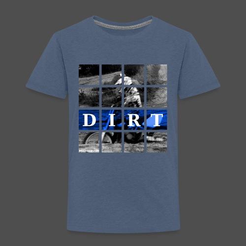 Dirt BL 19 - Koszulka dziecięca Premium