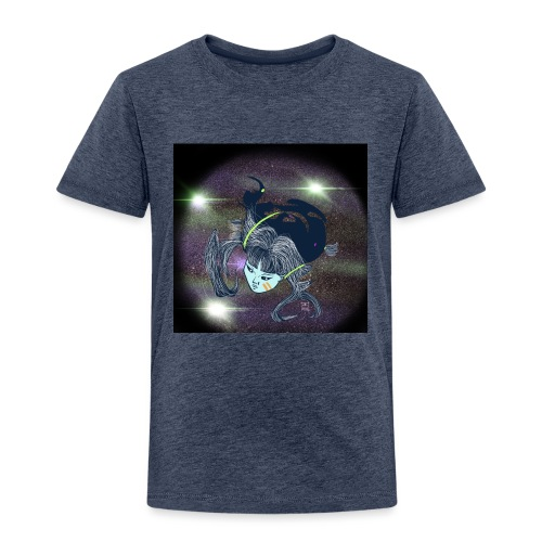 the Star Child - Kids' Premium T-Shirt