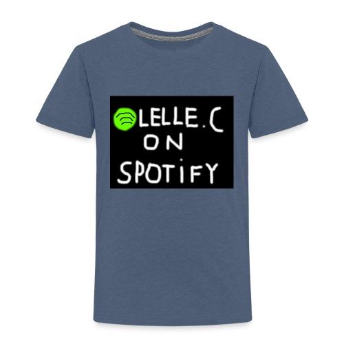 lelle.c on spotify - Premium-T-shirt barn