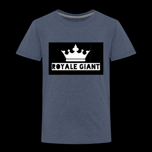T-shirt Royale Giant - Kinderen Premium T-shirt