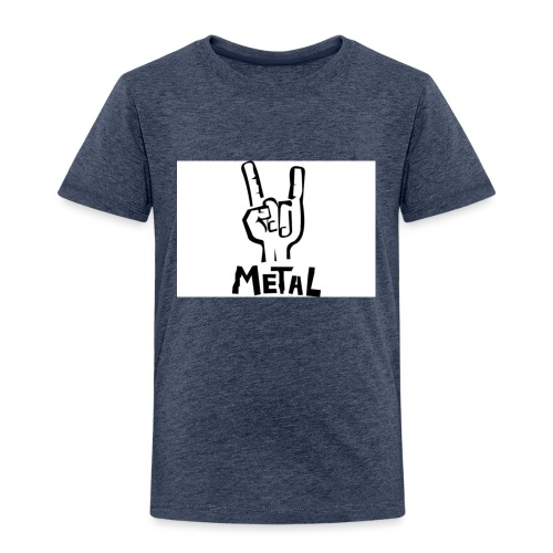 metal - T-shirt Premium Enfant