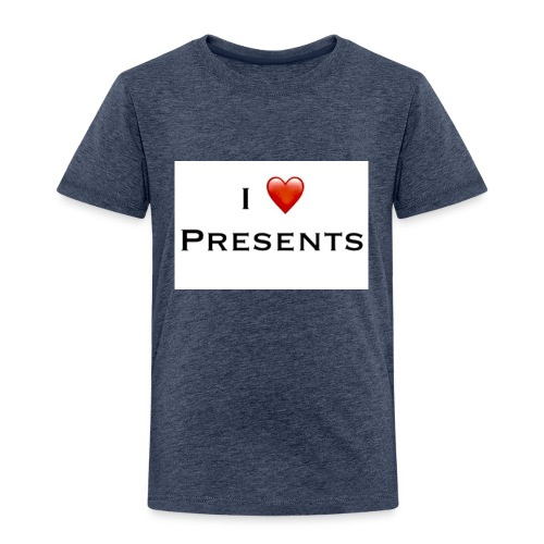 I Love Presents - Kids' Premium T-Shirt