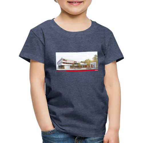HRSU Wear Building - Kinder Premium T-Shirt