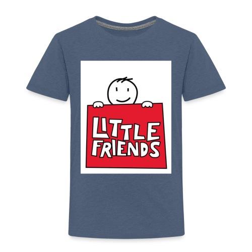 nene little friends - Camiseta premium niño