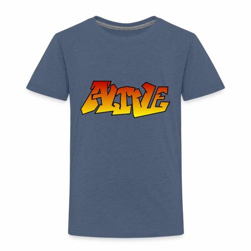 ALIVE CGI - Kids' Premium T-Shirt