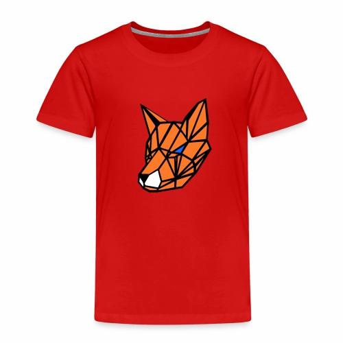 renard geometrique - T-shirt Premium Enfant