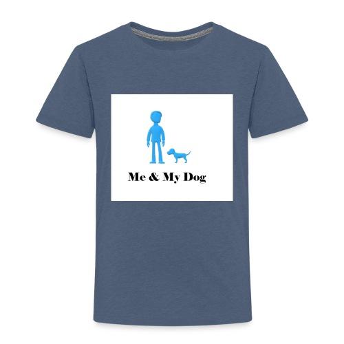 Me and My Dog - Kids' Premium T-Shirt