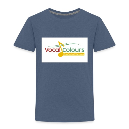 Vocal Colours Chorfestival Hamburg - Kinder Premium T-Shirt