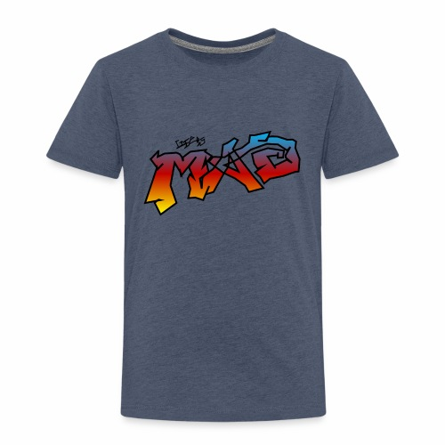 Life Is MAD CGI Makeover TM collaboration - Kids' Premium T-Shirt