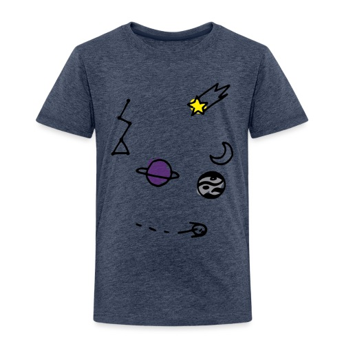 Universe - Kinderen Premium T-shirt