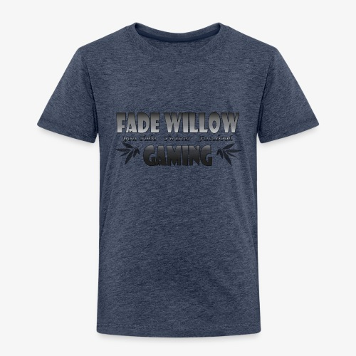 Fade Willow Gaming - Kids' Premium T-Shirt