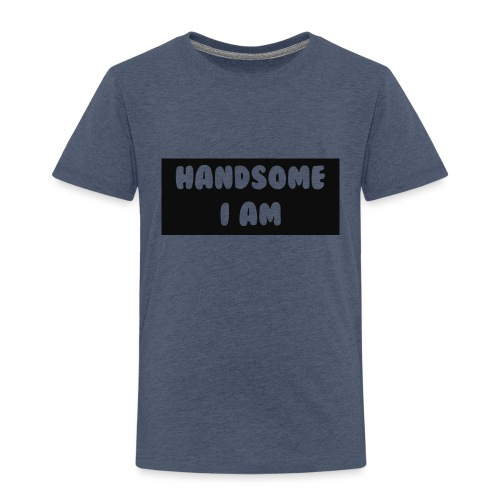 Handsome I am - Premium-T-shirt barn