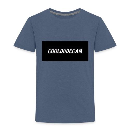 my cooldudecam murch - Kids' Premium T-Shirt