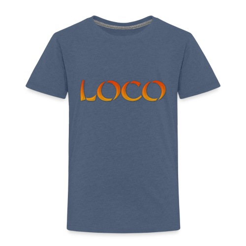 LOCO, NOT FOR ALL - Maglietta Premium per bambini