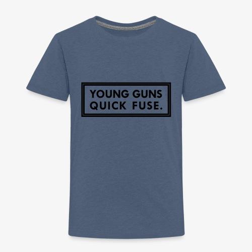 YGQF - Kinder Premium T-Shirt