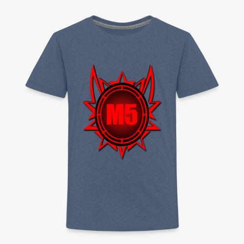 M5 Logo - Kids' Premium T-Shirt