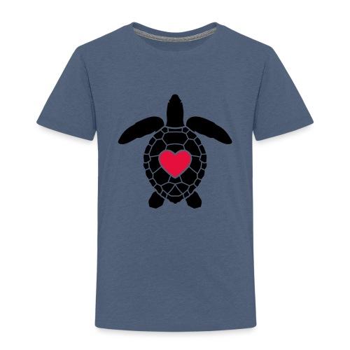 Turtle Love - Kids' Premium T-Shirt