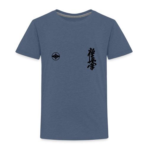 kanku - Premium-T-shirt barn