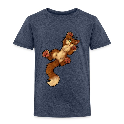 GOSIGA KATTEN - Premium-T-shirt barn