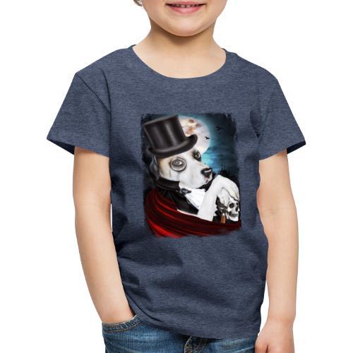 Gothic Dog #2 - Maglietta Premium per bambini