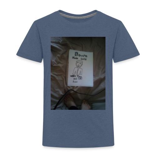 Boom shaka laka why you call the doctor - Kids' Premium T-Shirt