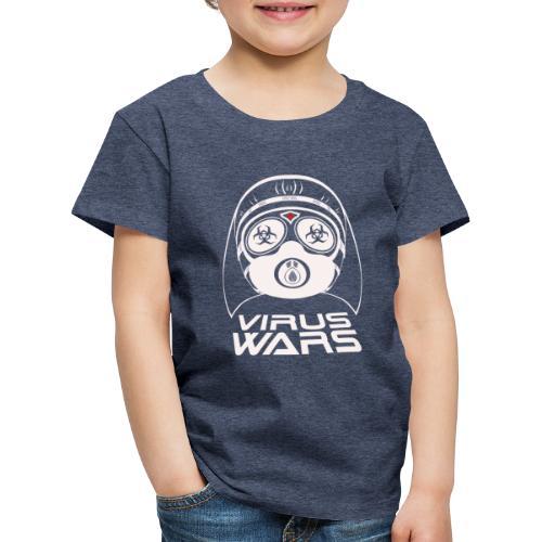 Virus Wars - Kinder Premium T-Shirt