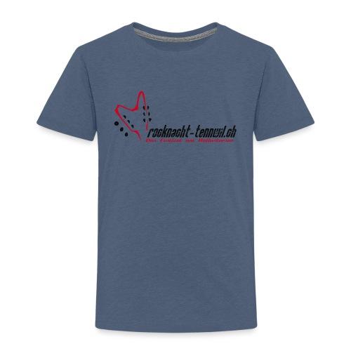 Rocknacht Original Logo - Kinder Premium T-Shirt