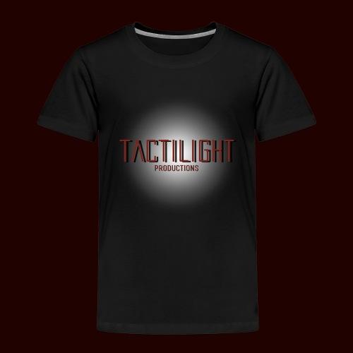 Tactilight Logo - Kids' Premium T-Shirt