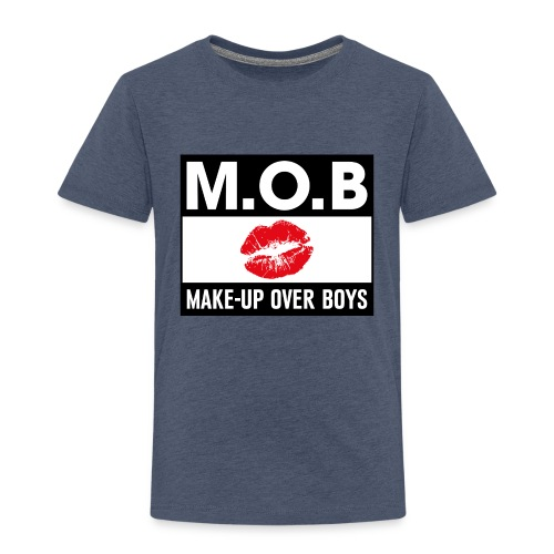 Make-up Over Boys - Kinderen Premium T-shirt
