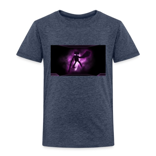 Cake sy LP Mech Enderman - Kinder Premium T-Shirt