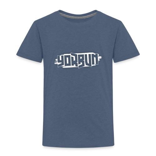 Yorbun LOGO - Kinderen Premium T-shirt