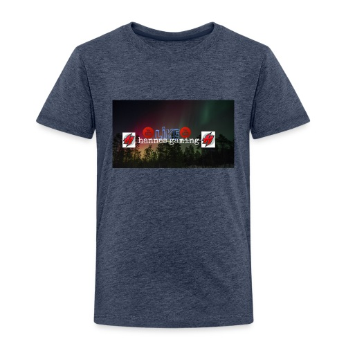 hannes gaming pet - Kinderen Premium T-shirt