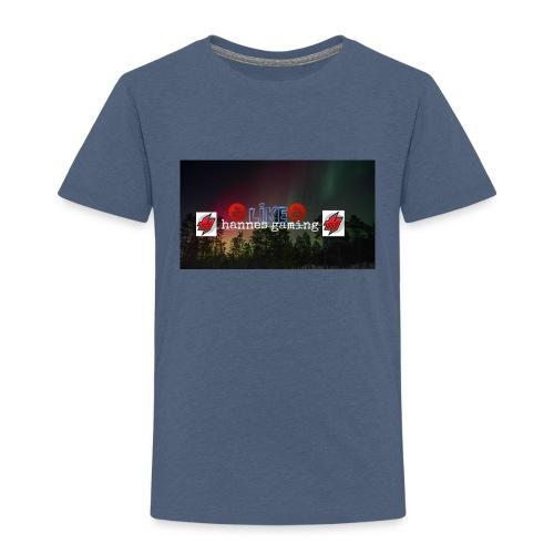 hannes gaming shirt - Kinderen Premium T-shirt